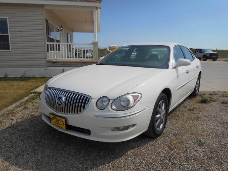 2009 buick lacrosse cxl 4dr sedan in lewistown mt central city auto west. Black Bedroom Furniture Sets. Home Design Ideas