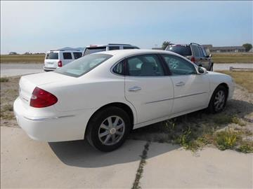 2009 Buick LaCrosse for sale at Central City Auto West in Lewistown MT