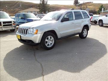 2010 Jeep Grand Cherokee for sale at Central City Auto West in Lewistown MT
