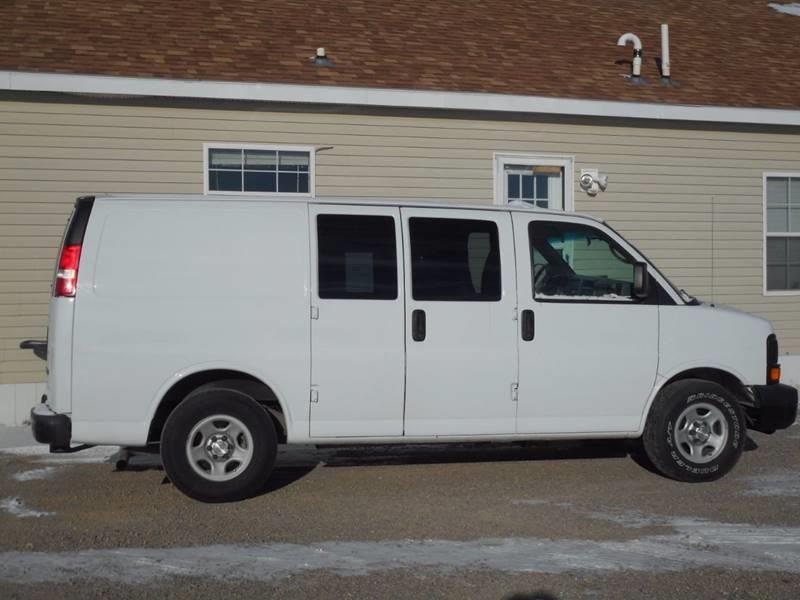 Full Size Van Vehicles For Sale MONTANA