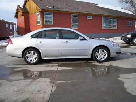 2011 Chevrolet Impala for sale in Lewistown, MT