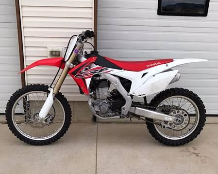 2016 Honda CRF450R for sale in Lewistown, MT