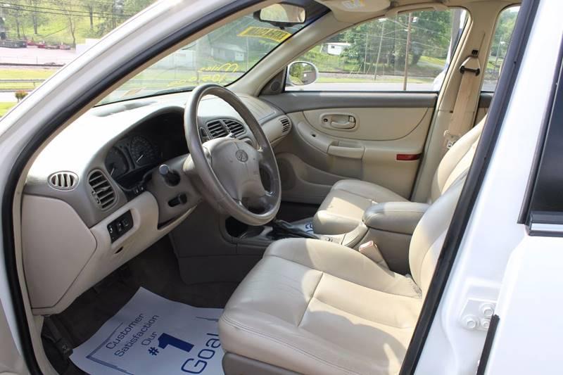 2000 Oldsmobile Intrigue GL 4dr Sedan - Bristol VA