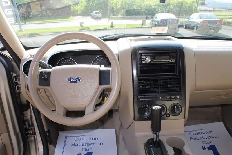 2007 Ford Explorer XLT 4dr SUV 4WD V6 - Bristol VA