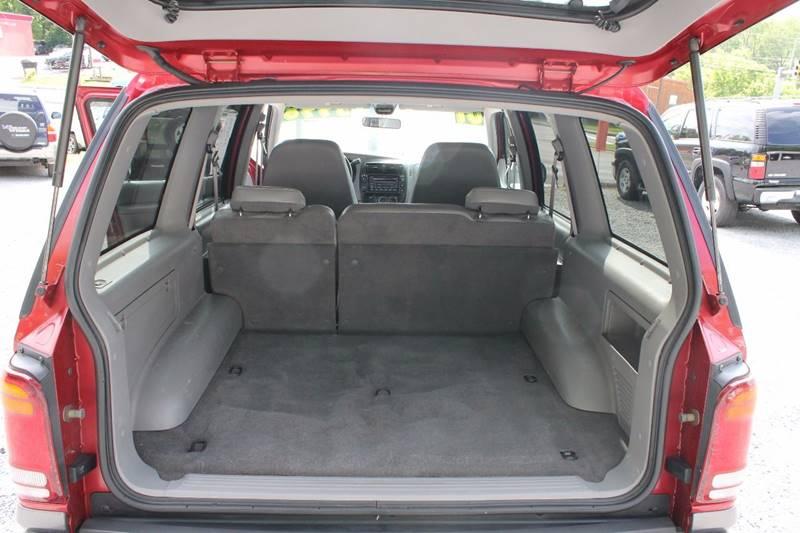 2001 Ford Explorer XLT 4WD 4dr SUV - Bristol VA