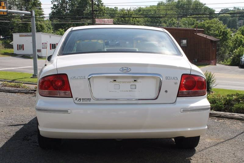 2003 Hyundai Sonata GLS 4dr Sedan - Bristol VA
