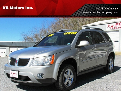 2008 Pontiac Torrent for sale in Bristol, VA