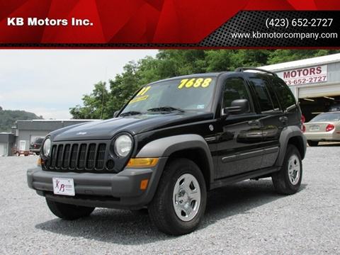 2007 Jeep Liberty for sale in Bristol, VA