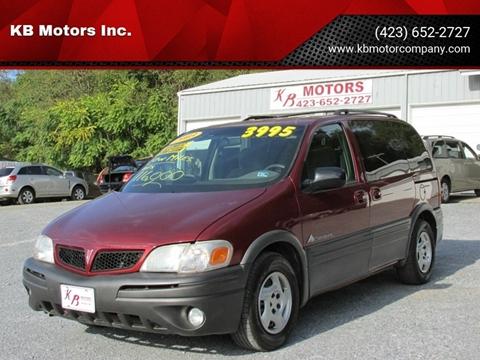 2003 Pontiac Montana for sale in Bristol, VA
