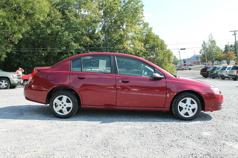 2007 Saturn Ion 2 4dr Sedan 4A - Bristol VA