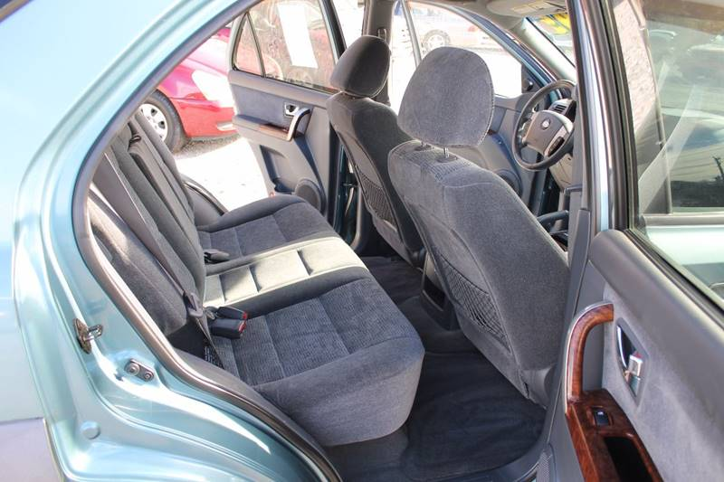 2003 Kia Sorento EX 4WD 4dr SUV - Bristol VA