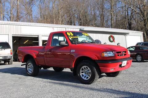 2003 Mazda Truck for sale in Bristol, VA