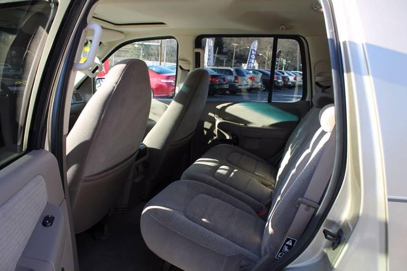 2002 Ford Explorer 4dr XLT 4WD SUV - Bristol VA
