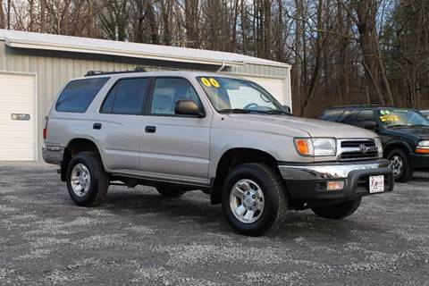 2000 Toyota 4Runner for sale in Bristol, VA