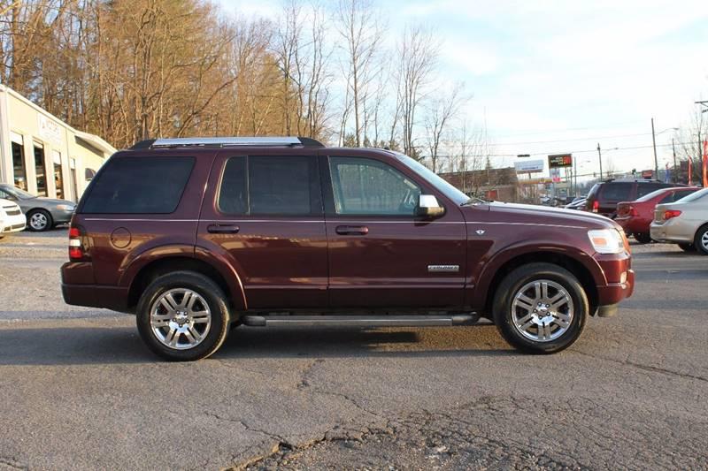2007 Ford Explorer Limited 4dr SUV 4WD V8 - Bristol VA