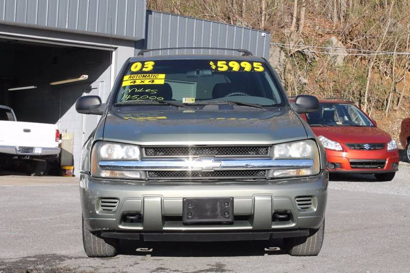 2003 Chevrolet TrailBlazer LS 4WD 4dr SUV - Bristol VA