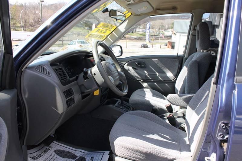 2001 Suzuki Grand Vitara JLX 4WD 4dr SUV - Bristol VA