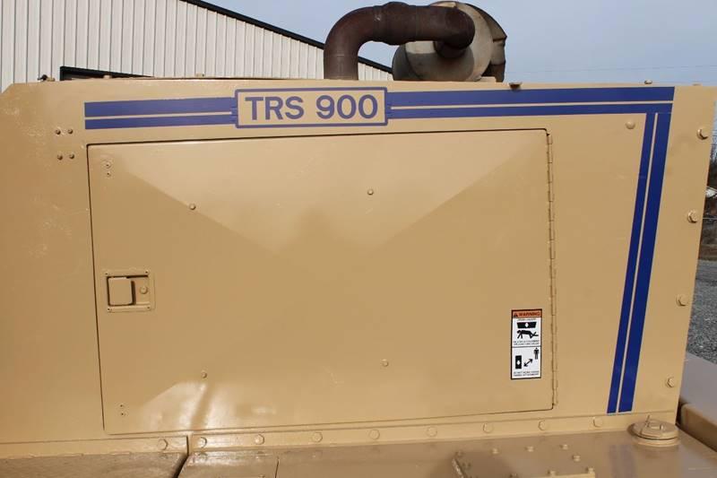1997 Tesmec TRS 900-SLO Rock Saw - Bristol VA