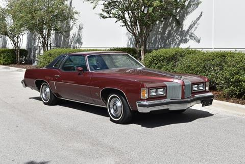 1976 Pontiac Grand Prix for sale in Orlando, FL