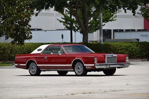 1979 Lincoln Mark V for sale in Orlando, FL