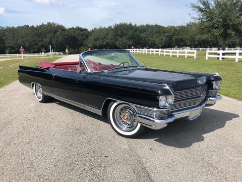 New Cadillac Eldorado >> 1964 Cadillac Eldorado For Sale In Orlando Fl