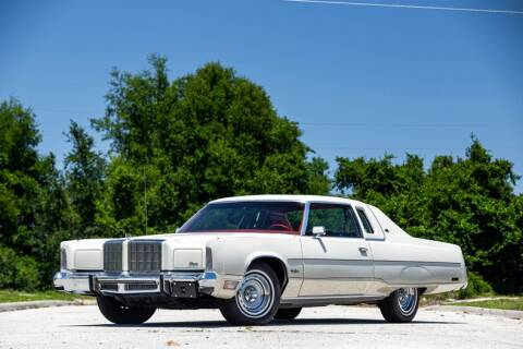 1978 Chrysler New Yorker for sale at Orlando Classic Cars in Orlando FL