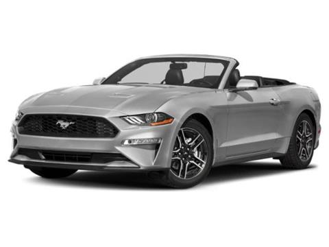2019 Ford Mustang for sale in Wauconda, IL
