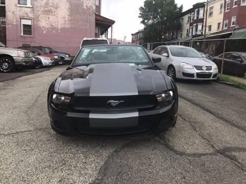 2010 Ford Mustang V6 Premium 2dr Convertible - Pittsburgh PA