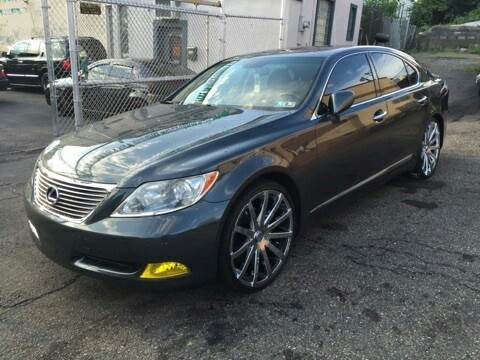 2007 lexus ls 460 in pittsburgh pa mg auto sales. Black Bedroom Furniture Sets. Home Design Ideas