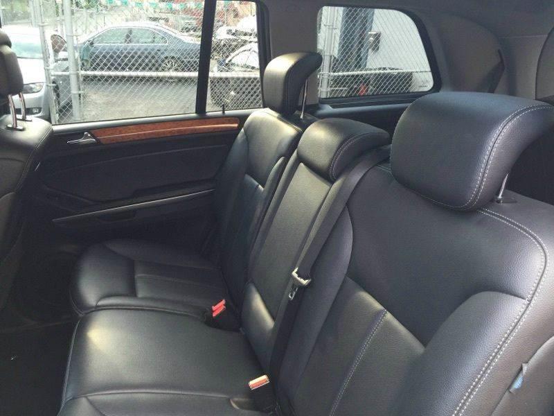 2009 Mercedes-Benz GL-Class GL450 4MATIC AWD 4dr SUV - Pittsburgh PA