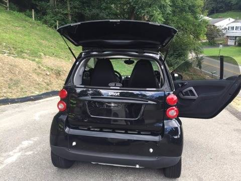 2009 Smart fortwo passion 2dr Hatchback - Pittsburgh PA