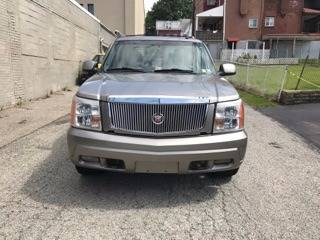 2003 Cadillac Escalade EXT AWD 4dr Crew Cab SB - Pittsburgh PA