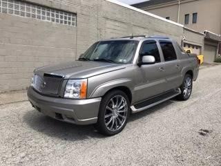 2003 Cadillac Escalade EXT For Sale - Carsforsale.com®