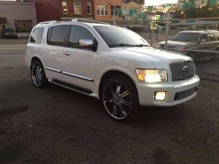 2007 Infiniti QX56 for sale in Pittsburgh, PA