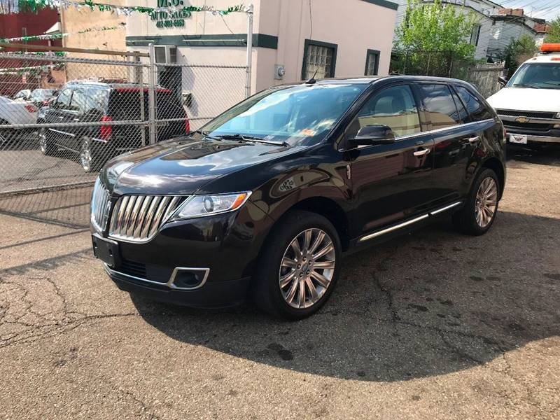 inventory ontario for mkx lincoln in chatham sale used