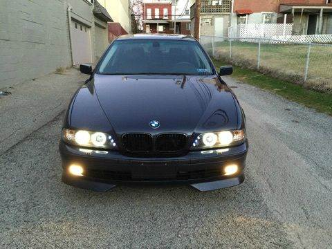 2003 BMW 5 Series 525i 4dr Sedan - Pittsburgh PA