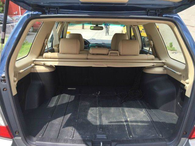 2007 Subaru Forester AWD 2.5 X L.L.Bean Edition 4dr Wagon - Pittsburgh PA