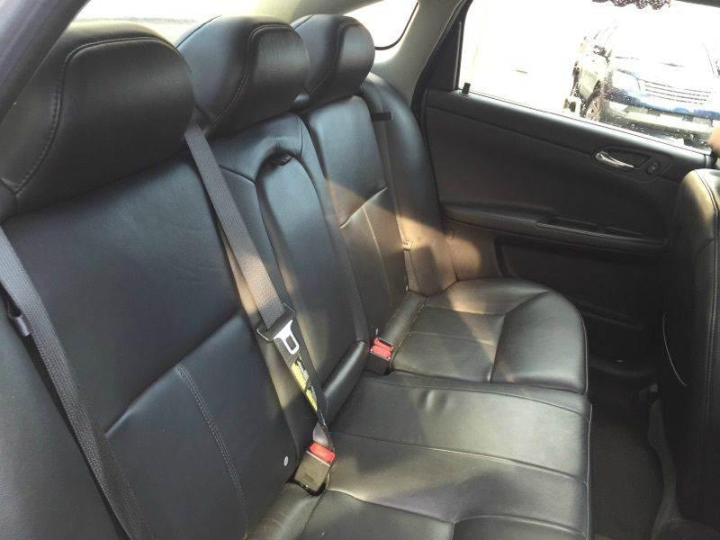2007 Chevrolet Impala LT 4dr Sedan w/3LT - Pittsburgh PA