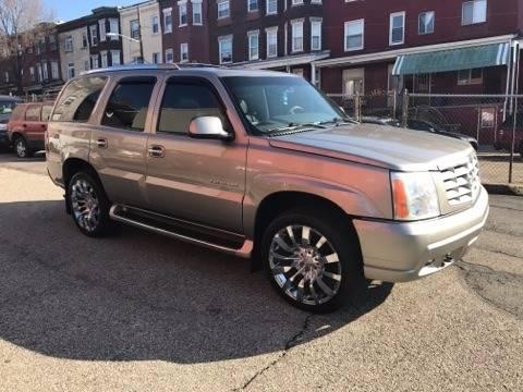 2002 Cadillac Escalade AWD 4dr SUV - Pittsburgh PA