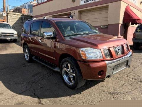 2004 Nissan Armada SE Off-Road 4WD 4dr SUV - Pittsburgh PA