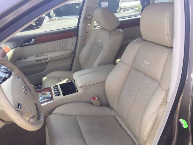 2007 Infiniti M35 AWD x 4dr Sedan - Pittsburgh PA