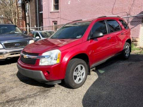 2006 Chevrolet Equinox for sale in Pittsburgh, PA