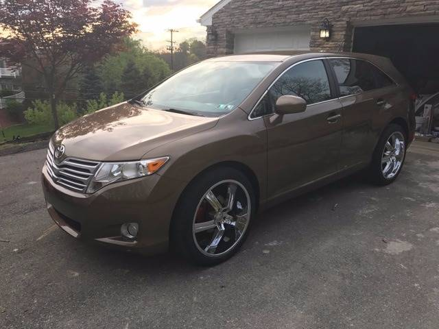 2009 Toyota Venza AWD V6 4dr Crossover - Pittsburgh PA