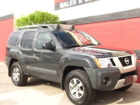 2013 Nissan Xterra for sale in Scottsdale, AZ