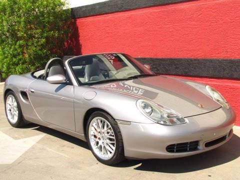 2002 Porsche Boxster for sale in Scottsdale, AZ