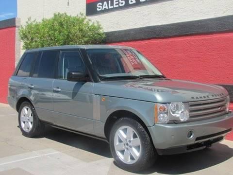 2005 Land Rover Range Rover for sale in Scottsdale, AZ