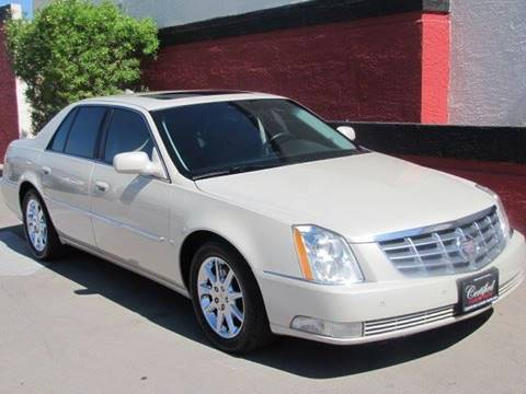 2010 Cadillac DTS for sale in Scottsdale, AZ