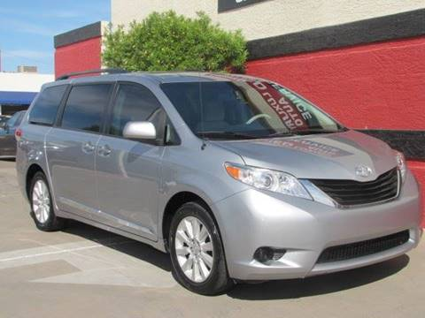2014 Toyota Sienna for sale in Scottsdale, AZ