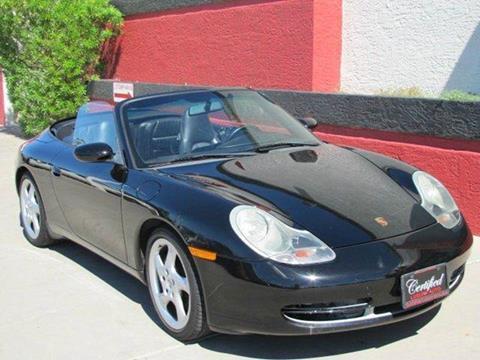 2000 Porsche 911 for sale in Scottsdale, AZ