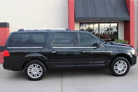 2014 Lincoln Navigator L for sale in Scottsdale, AZ